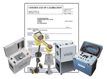 Substation / High Voltage Calibration